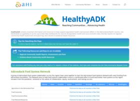 Healthyadk.org thumbnail