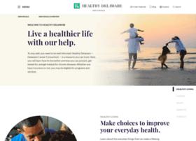 Healthydelaware.org thumbnail