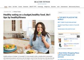 Healthyfitness.co.in thumbnail