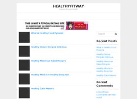 Healthyfitway.xyz thumbnail