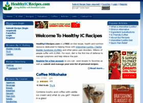 Healthyicrecipes.com thumbnail