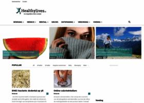 Healthylives.nl thumbnail