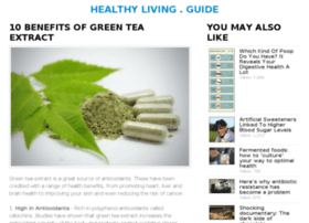 Healthyliving.guide thumbnail