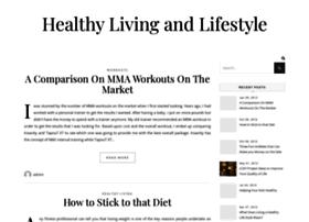 Healthylivingandlifestyle.com thumbnail