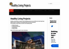 Healthylivingprojects.org.uk thumbnail