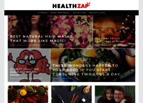 Healthzap.co thumbnail