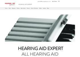 Hearingaidexpert.co.uk thumbnail
