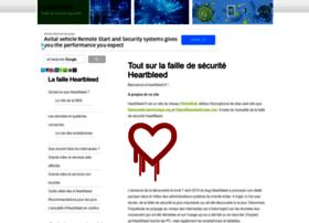 Heartbleed.fr thumbnail