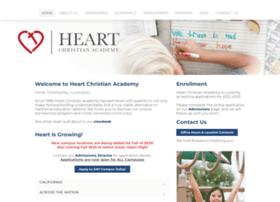 Heartchristianacademy.org thumbnail