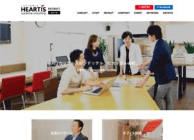 Heartis-sc.jp thumbnail