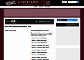 Hearts-mad.co.uk thumbnail