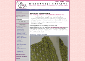 Heartstringsfiberarts.com thumbnail