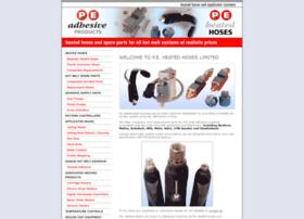 Heatedhoses.co.uk thumbnail