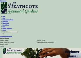 Heathcotebotanicalgardens.org thumbnail