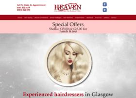 Heavenhairglasgow.co.uk thumbnail