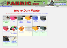 Heavydutyfabric.com thumbnail