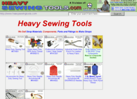 Heavysewingtools.com thumbnail