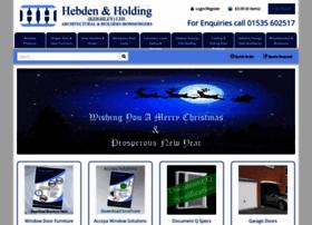 Hebdenandholding.co.uk thumbnail