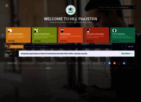 Hec.gov.pk thumbnail