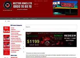 Hectorjones.co.nz thumbnail