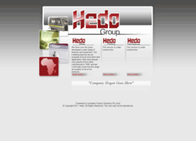 Hedogroup.co.za thumbnail