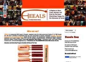 Heeals.org thumbnail