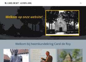 Heemkundecarelderoy.nl thumbnail