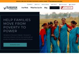 Heifer.org thumbnail