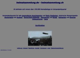 Heimatsammlung.de thumbnail