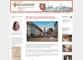 Heimatstube-habelschwerdt.de thumbnail