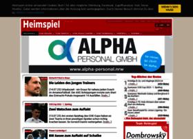 Heimspiel-online.de thumbnail