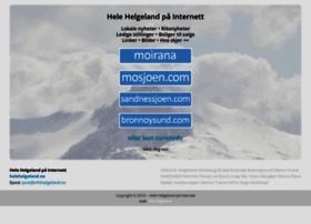 Helgeland.net thumbnail