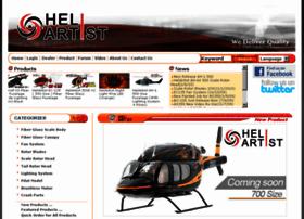 Heliartist.com thumbnail