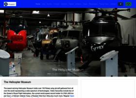 Helicoptermuseum.co.uk thumbnail