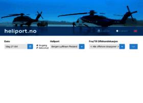 Heliport.no thumbnail