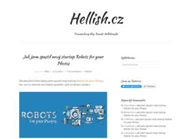 Hellish.cz thumbnail