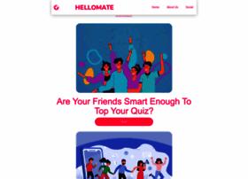 Hellomate.me thumbnail
