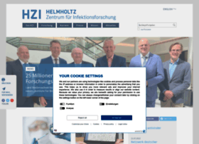 Helmholtz-hzi.de thumbnail