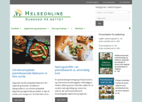 Helseonline.dk thumbnail