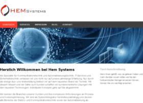 Hem-systems.de thumbnail