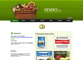 Hemiks.rs thumbnail