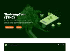 Hempcoin.org thumbnail