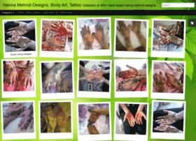 Henna-mehndi.blogspot.com thumbnail