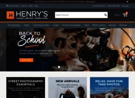 Henrys.com thumbnail