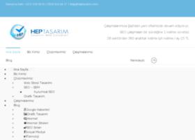 Heptasarim.com thumbnail