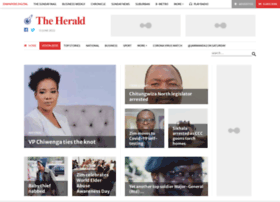 Hmetro Zimbabwe Newspaper at Website Informer