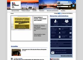 Herault.gouv.fr thumbnail