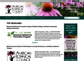 Herbalgram.org thumbnail