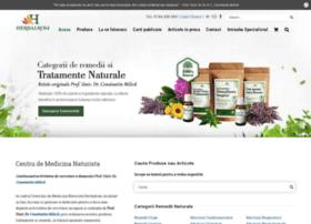 Herbalrom.ro thumbnail