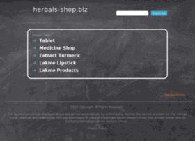Herbals-shop.biz thumbnail